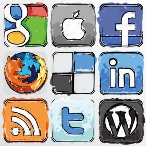 social media case study, social media messaging